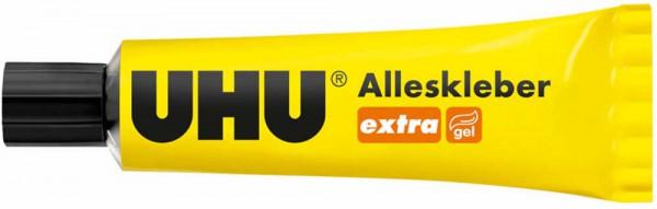 UHU extra ALLESKLEBER tropffrei + sauber, Tube 31g