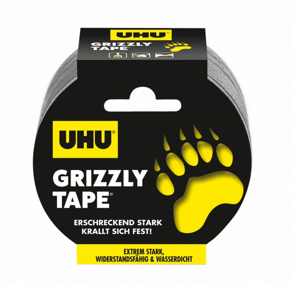 UHU GRIZZLY TAPE, Rolle 49mm x 25m