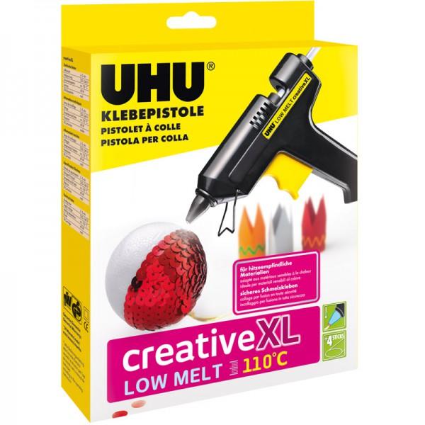 UHU Klebepistole LOW MELT Creative 110°C XL