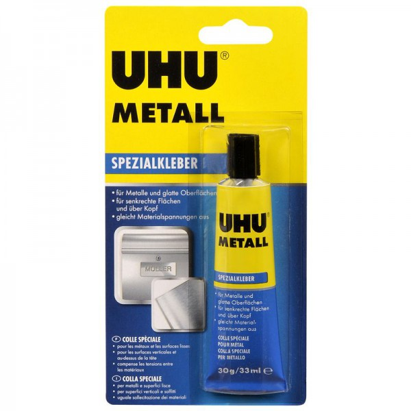 UHU METALL, Tube 30g