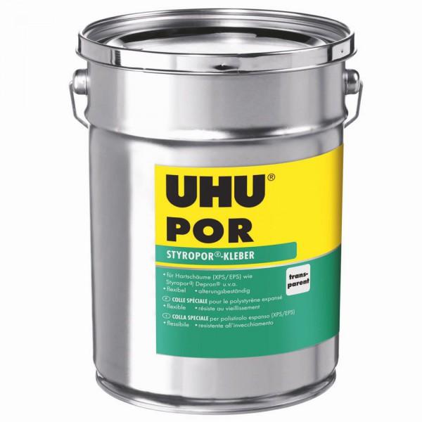 UHU POR - Styropor®, Hartschäume - mittelviskos, Eimer 3,75kg