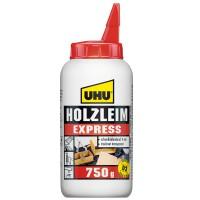 UHU HOLZLEIM EXPRESS EN 204 (D2), ohne Lösungsmittel, Flasche 750g