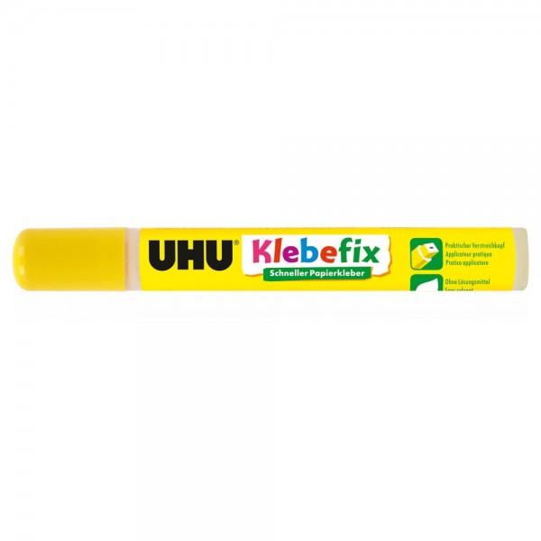 UHU klebefix ohne Lösungsmittel, Klebepen 25g