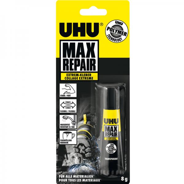 UHU MAX REPAIR EXTREM Tube, 8g