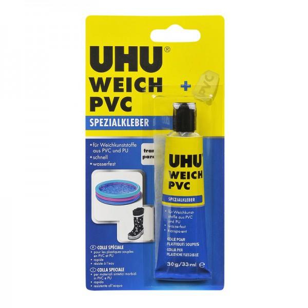 UHU WEICH PVC, Tube 30g